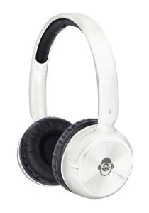 iDance BLUE 100 Wireless Bluetooth DJ Headphone (White)