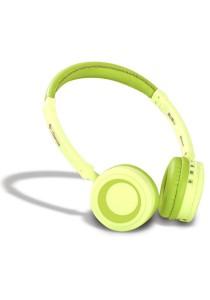 iDance BLUE 50 Lime Green Headphone