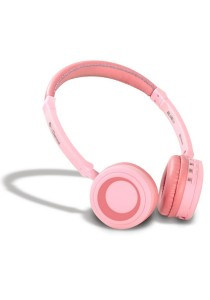 iDance BLUE 50 Pink Headphone