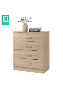 Furniture Direct Bardon 4 Drawer Chest