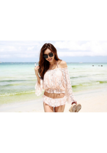 3 In 1 Bikini Beach Wear