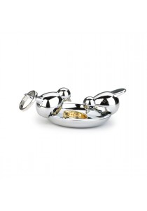 Ring Holder, Umbra, Muse Bird Bath Ring Holder (Chrome)
