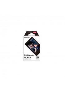 Fujifilm Instax Mini Black Film 10pcs (For Instax Mini 7s, 8, 25, 50s, 90, SP-1, SP-2)