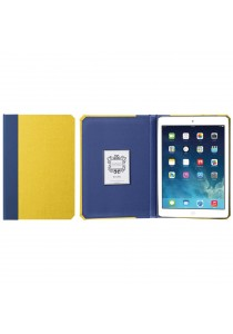 Kuhvuh Memorandum iPad Air - Bright (Yellow & Blue)
