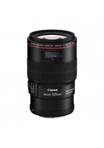 Canon EF 100MM F2.8 Macro L IS USM Lens (Original Malaysia Warranty)
