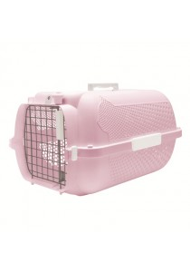 Catit Profile Voyageur Cat Carrier - Pink - Small 48.3 cm L x 32.6 cm W x 28 cm H