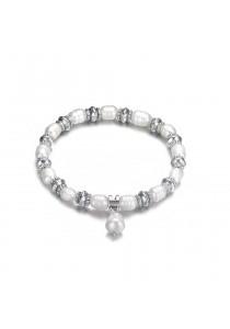 Caron Boutique Antique Freshwater Pearl Bracelet