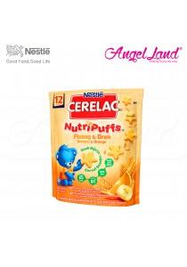 Nestle Cerelac Nutri Puffs Banana & Orange 12M+ (50G)
