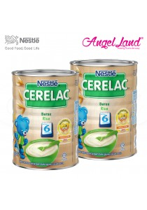 [Best Buy for 2] Nestle Cerelac Rice 6M+ (500G) x2