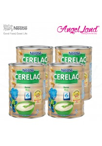 [Best Buy for 4] Nestle Cerelac Rice 6M+ (500G) x4