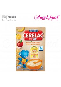 Nestle Cerelac Rice & Mixed Fruits 6M+ (250G)