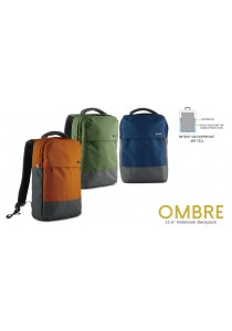 """The CLiPtec CFP105 15.6"""" Notebook Backpack 'Ombre' Orange"""