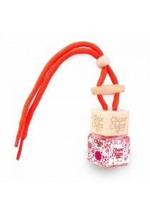 Chupa Chups Glass Bottle Air Freshener - Strawberry Cream,Orange,Lemon,Cherry,Vanilla