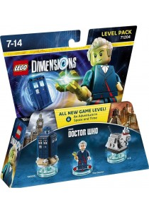 Lego Dimensions Dr. Who Level Pack
