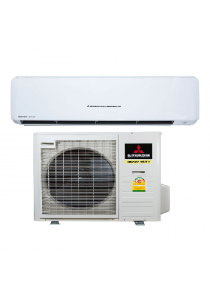 Mitsubishi 2.5HP 3D Air Flow Deluxe Air Conditioner R410A Gas SRK25CSS