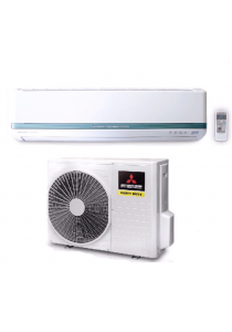 Mitsubishi 2.5HP Eco Friendly R410A Gas Standard Air Conditioner SRK24CS