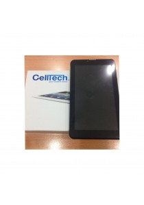 CellTech H708 Tablet (7 inch, Dual Core, 8GB ROM, 1GB RAM) - Black