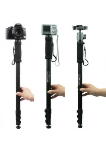 Weifeing WT-1003 Camera Monopod (4-Sections Leg with Case)