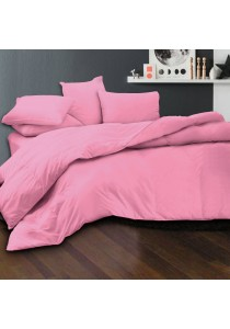 Essina 100% Cotton 620TC Fitted Bed sheet set Candies Collection Carnation - Super Single