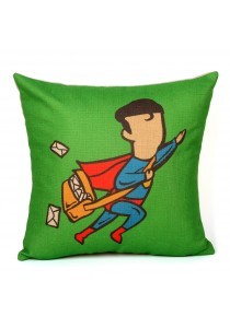 The Avengers Cushion Cover- SuperMan
