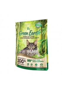 Cat Love Green Earth Bamboo Litter - 8 lb