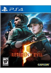 (Pre-Order) Resident Evil 5 [PS4] (Expected Arrival Date: 12 July 2016)