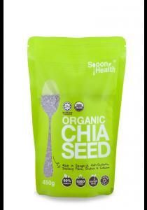 Spoon Health Organic Chia Seed (450g)