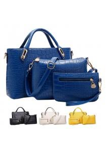{JMI} 3 in 1 Luxurious Elegance HandBag 23#