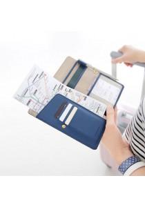 {JMI} Iconic Anti Skimming Passport Wallet 0045#