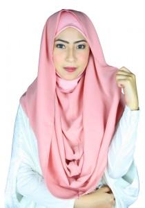 Kadza By Indrianna Dayana Hoodie (Pink)