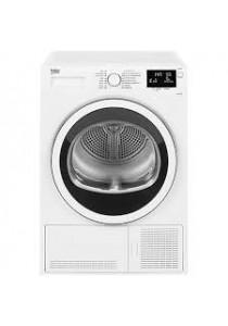 BEKO 8kg Washing Machine, Sensor Controlled Condenser Dryer, Digital Display, White DCJ83133W