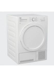 BEKO 7kg Washing Machine, Sensor Controlled Condenser Dryer, White DCY 7202 XW3