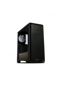 Tecware Edge ATX Mid Tower Gaming Case Black