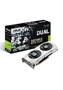 Asus Dual GTX 1070 8GB O8G | Graphics Card