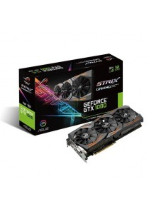 Asus Strix GTX1080 A8G Gaming | Graphics Cards