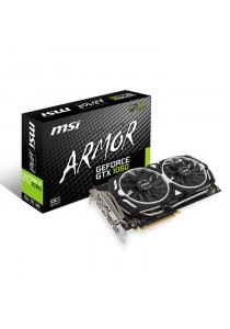 MSI GTX1060 Armor 6G - Graphics card