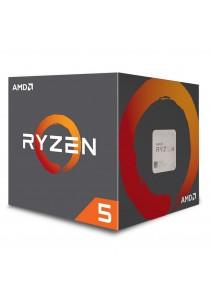 AMD Ryzen 5 1600 3.2Ghz Processor - AM4