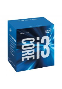 Intel Core i3-7100 Processor (3.90GHZ 3MB CACHE / LGA 1151)