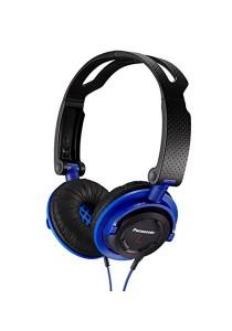 Panasonic RP-DJS150E-A Fully Folding DJ Style Stereo Headphone (Blue)