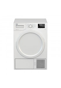 Beko DPS7405XW3 Heat Pump Dryer 7.0kg Sensor Control