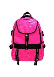 Disney Retro Minnie Backpack DRB1440 (Pink)