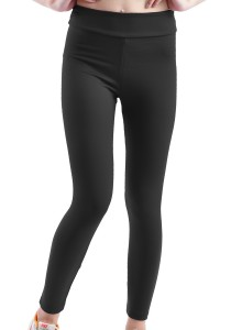 ViQ Yoga Tight Pants (Black)