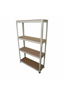 Sirim Certified 300x900x1710mm Office Arch file Storage Boltless Rack