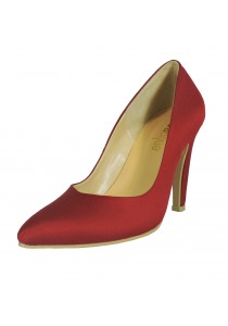 Jacque Audrey Ruby Red