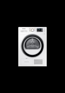 SAMSUNG DV80H4200CW Dryer with Condenser Dryer, 8kg