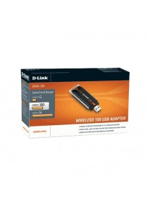 Dlink DWA-125 Wireless USB Adapter