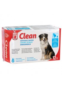 Dogit Diapers - Large