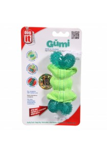 Dogit Design Gumi Dental Dog Toy - 360 Clean - Small