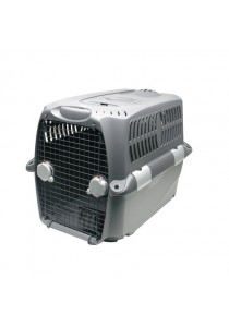 Dogit Design Cargo Dog Carrier - Gray - XXLarge
