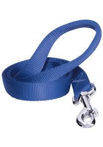 Dogit Single Ply Nylon Training Dog Leash - Blue - XLarge (6 ft)